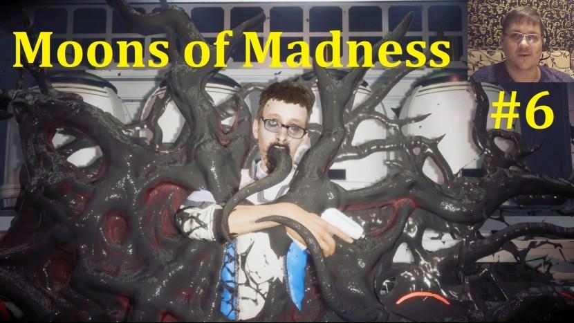 Moons of Madness Прохождение - Возвращение на базу #6