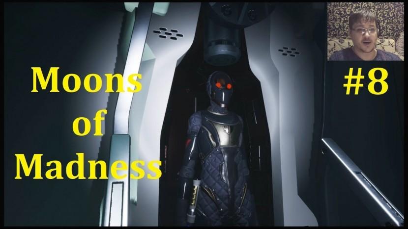 Прохождение Moons of Madness - Много информации #8