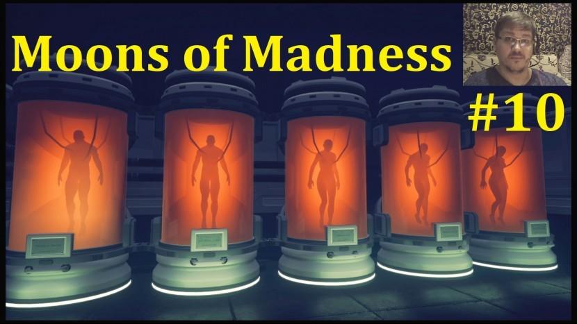 Прохождение Moons of Madness - Чем дальше, тем хлеще #10
