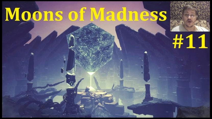 Прохождение Moons of Madness - Врата #11