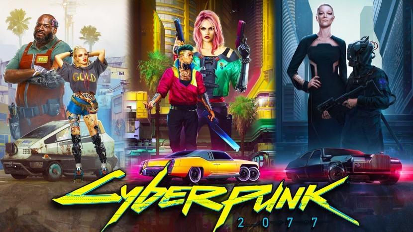 Cyberpunk 2077 Прохождение - Пацаны с улицы #1