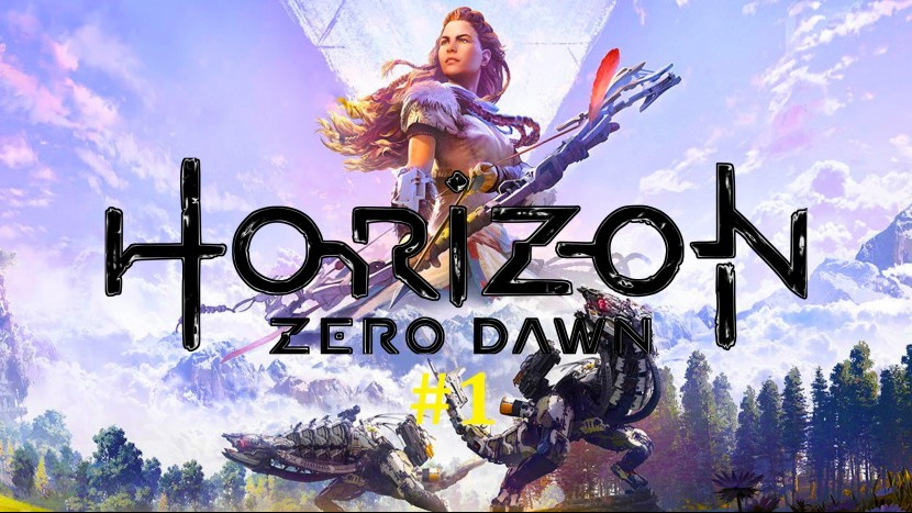 Horizon Zero Dawn Прохождение - Тяжелое детство #1