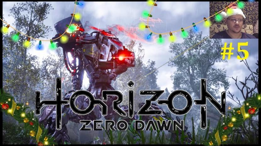 Horizon Zero Dawn Прохождение - Инициация #5