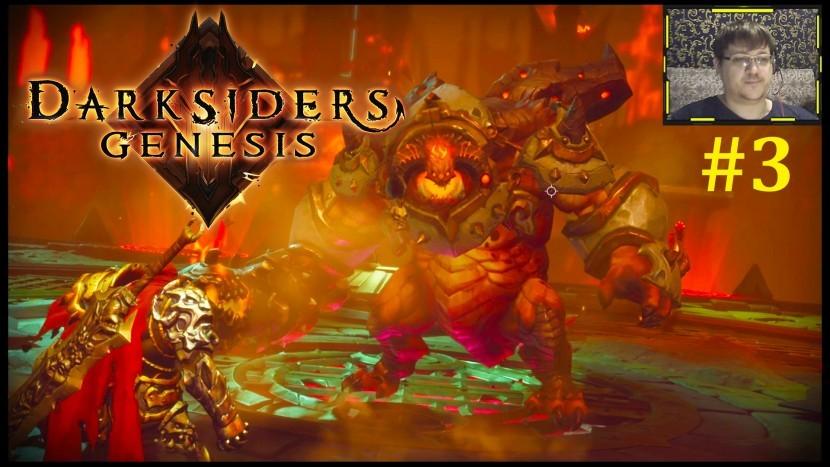 Darksiders Genesis Прохождение - Шлаковый демон #3