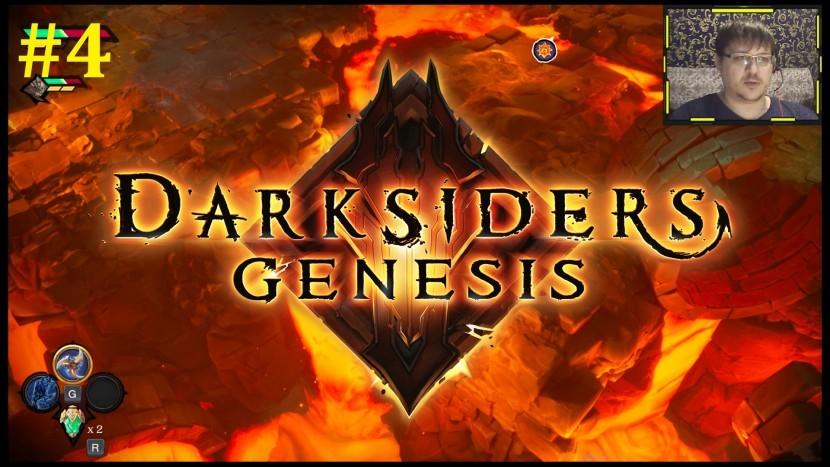 Darksiders Genesis Прохождение - Хранилище Преисподней #4