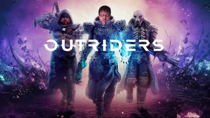 OUTRIDERS Прохождение - Стрим 1#