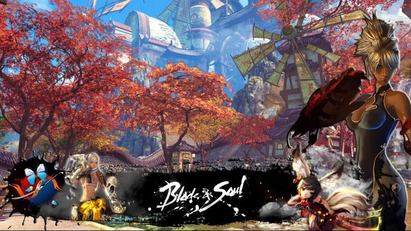 прохождение Blade and Soul # 1