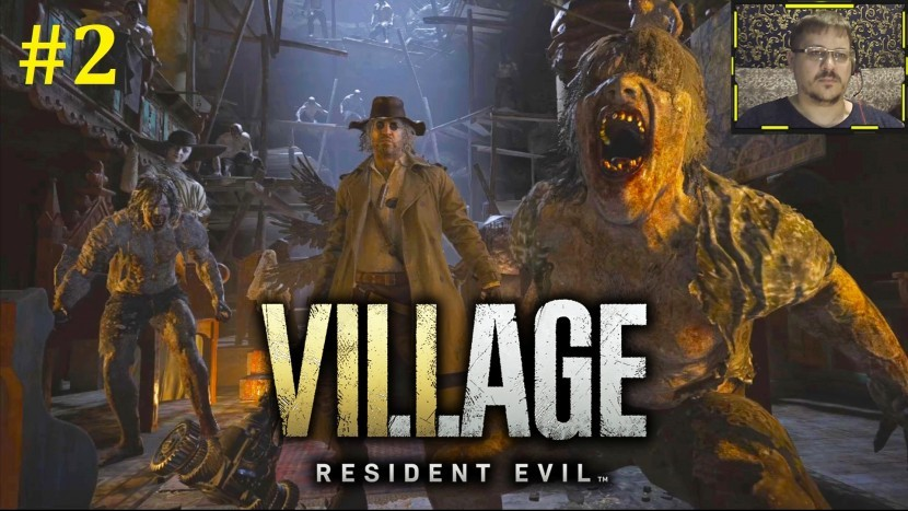 Resident Evil Village Прохождение - Знакомство с боссами #2