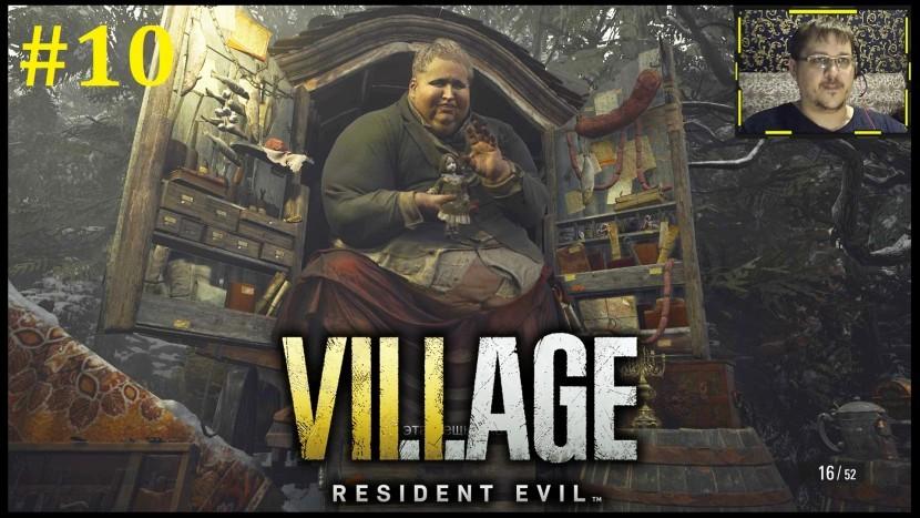 Resident Evil Village Прохождение - Собираем сокровища #10