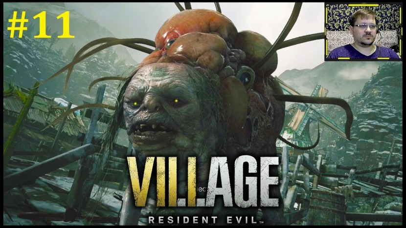 Resident Evil Village Прохождение - Владения Моро #11