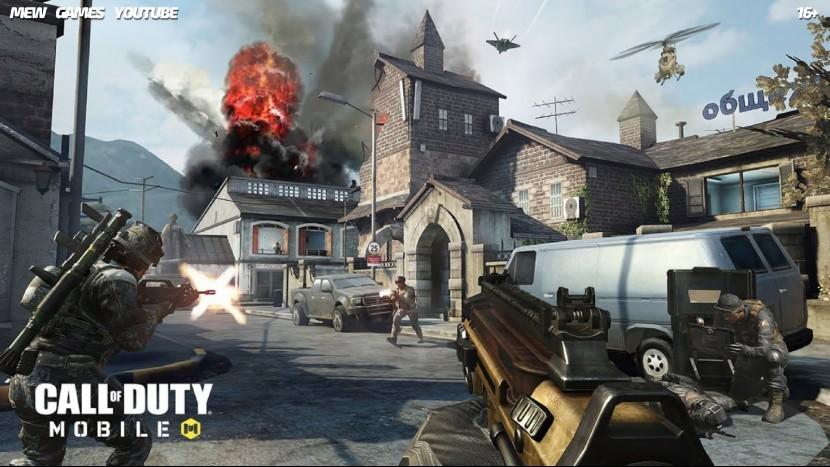 Меня унижают в этой игре! Call of Duty: Mobile MEW games channel [Мью в калл оф дьюти мобайл]
