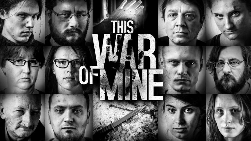 This War Of Mine Я рыдал в этой серии Игры на андроид и ios MEW GAME 2021