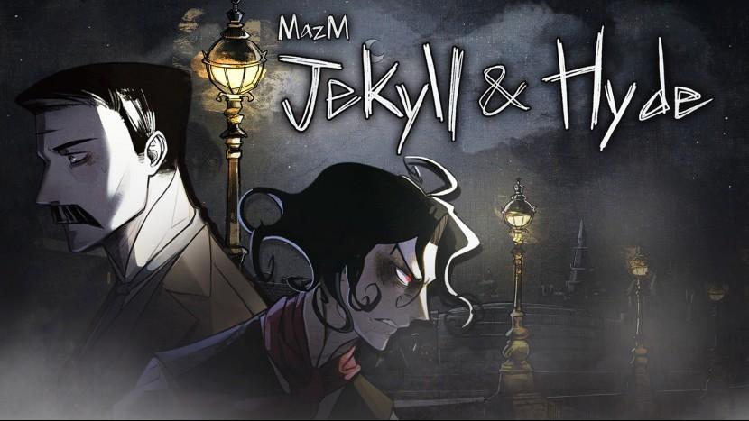 Джекил и Хайд прохождение Сюжетные игры на андроид и ios MEW GAME 2021 MazM: Jekyll and Hyde