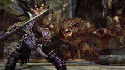 Оружие в Darksiders II