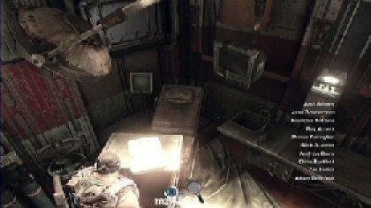 Gears of War 3. Расположение предметов коллекционирования, Акт 1