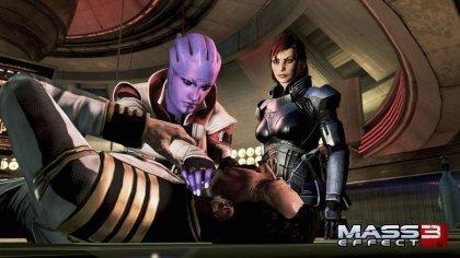 Гайд Mass Effect 3 - Все возможные романы