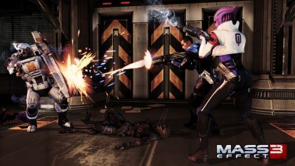 Советы по оружию Mass Effect 3