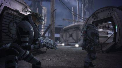 Советы по игре Mass Effect