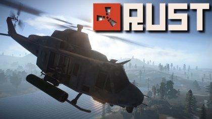 Полный гайд по военному вертолету в Rust