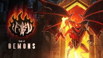 Book of Demons. Все Боссы и секреты (Гайд)