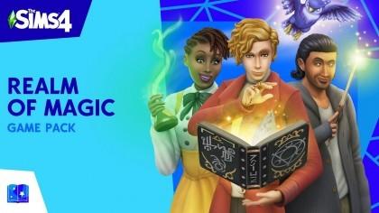 The Sims 4: Realm of Magic – подробный гайд по DLC
