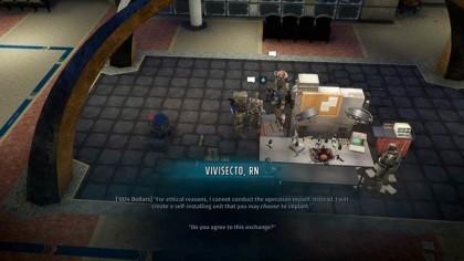 Как получить технологию киборга в Wasteland 3