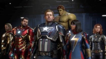 Marvel's Avengers: Уровень героя в сравнении с уровнем силы
