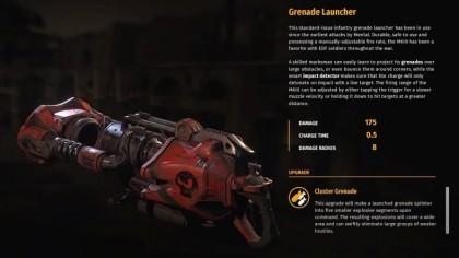 Руководство по оружию Serious Sam 4 - лучшее оружие, урон, статистика