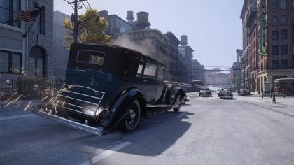Mafia Definitive Edition: Полицейский бронемобиль - как его остановить?
