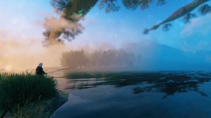 Valheim - Как начать рыбалку и получить удочку