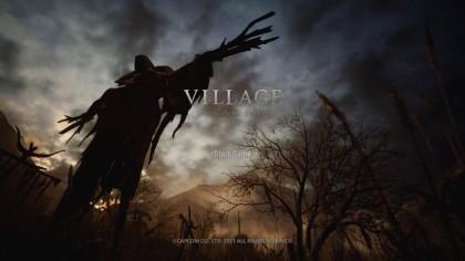 Resident Evil: Village - пасхалка в главном меню