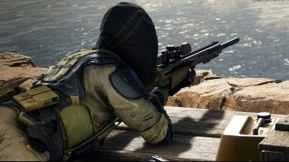 Режим маски в Sniper: Ghost Warrior Contracts 2