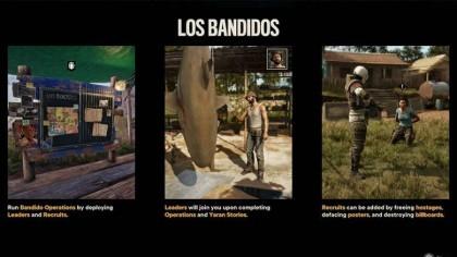 Far Cry 6: Всё что вам нужно знать о Los Bandidos и описание способностей лидеров