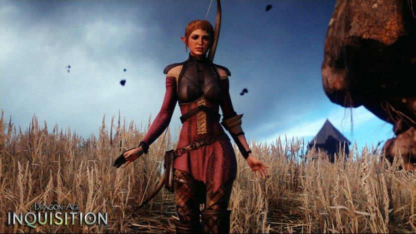 Спутники и персонажи в Dragon Age: Inquisition
