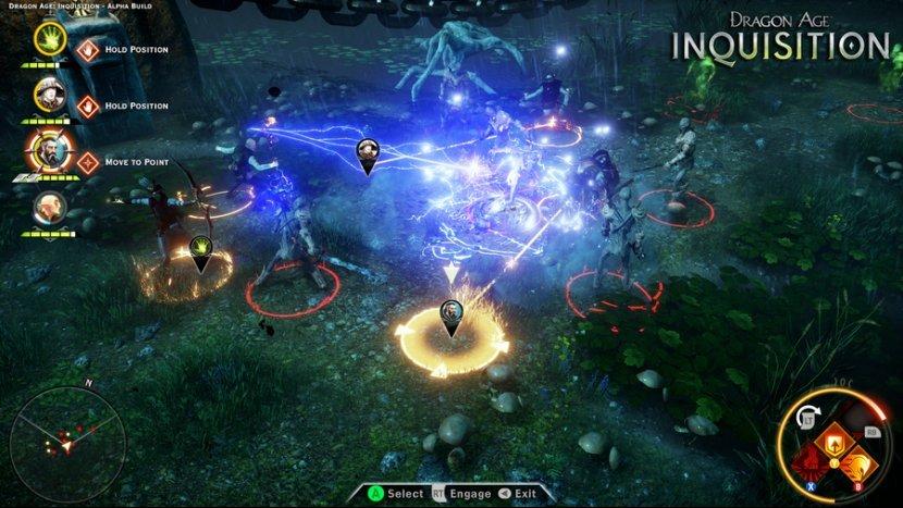 Дополнительные детали игры Dragon Age: Inquisition