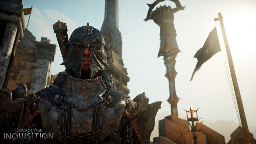Главный герой и кастомизация в Dragon Age: Inquisition