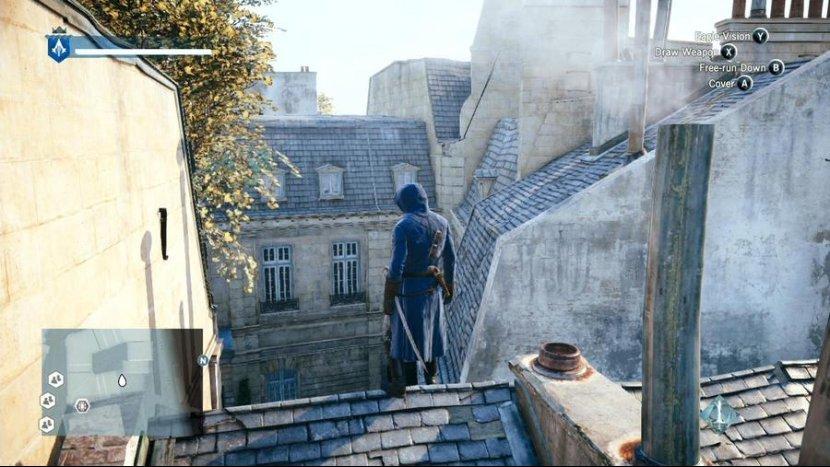 Гемплей и нововведения Assassin's Creed Unity