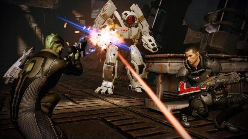 Гайд Mass Effect 2 - Оружие