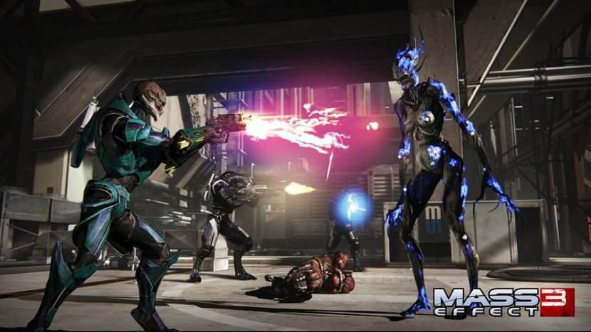 Гайд Mass Effect 3 - Классы