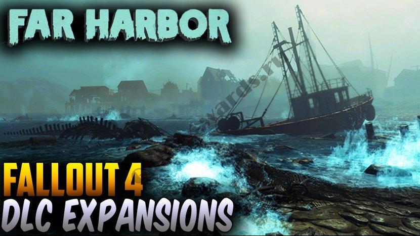 Fallout 4: Far Harbor – Гайд по оружию – Всё оружие в игре