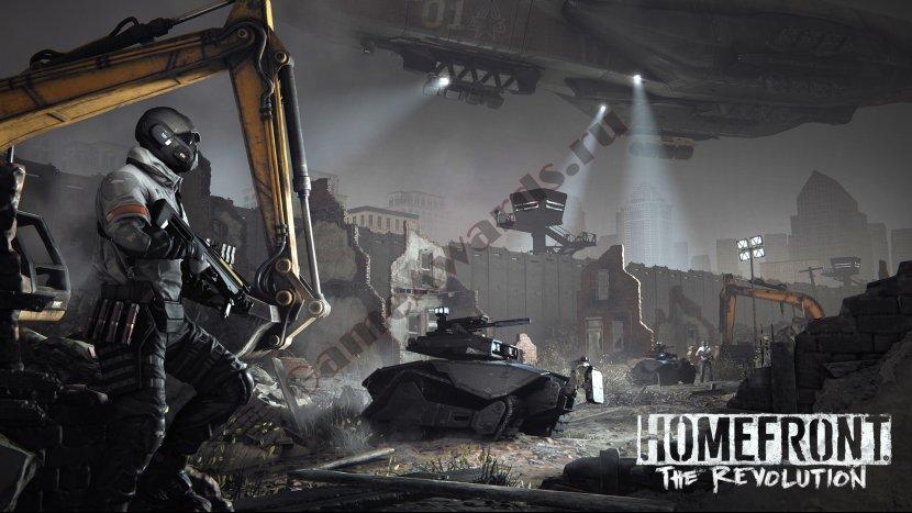 Homefront: The Revolution – Технические проблемы и их решение