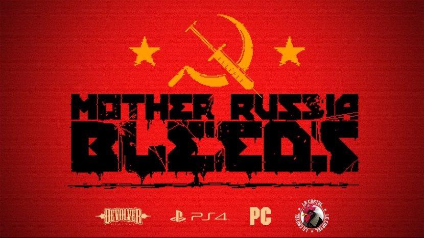 Гайд: Как пройти всех Боссов в Mother Russia Bleeds