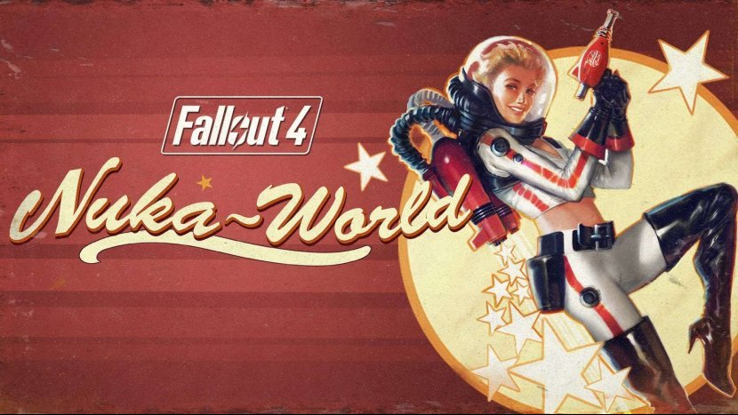 Гайд: Где найти все «Звёздные ядра» в Fallout 4: Nuka World