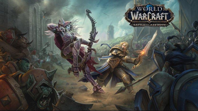 Гайд WoW: Battle for Azeroth: Как быстро прокачаться с 110 по 120 уровень?