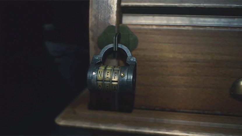 Resident Evil 2: Remake. Все коды дисковых замков от шкафчиков и сейфов в игре (Гайд)