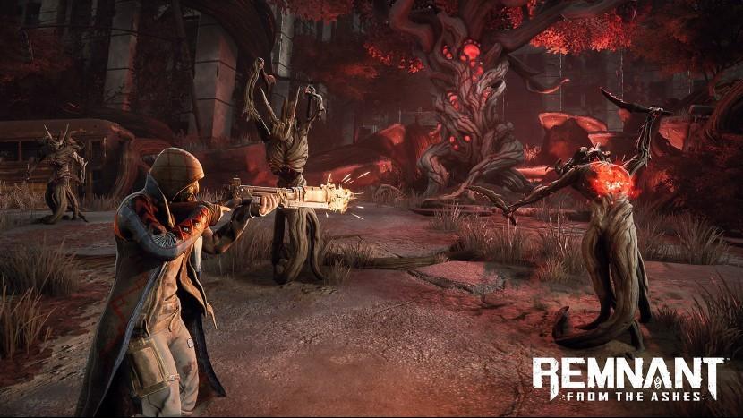 Remnant: From the Ashes - гайд по прохождению (классы персонажей, броня, боссы, локации, полезные советы)