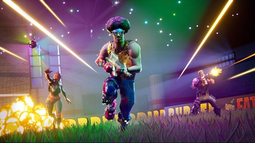 Места Fortnite: где танцевать (Гайд)