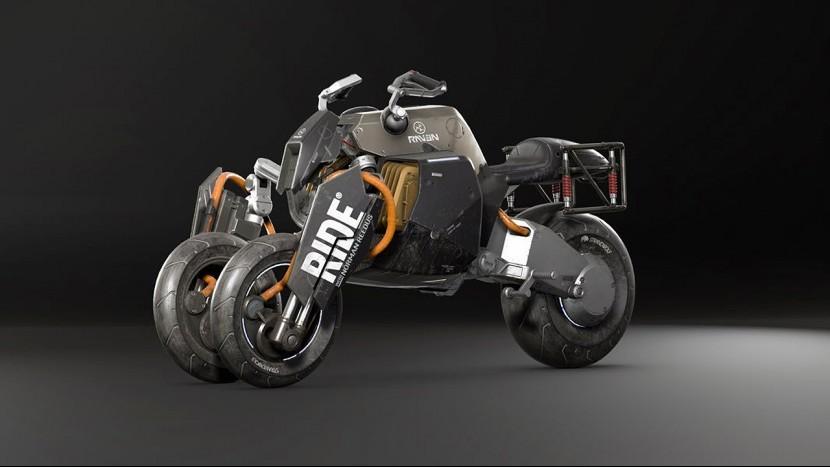 Как получить и использовать новый мотоцикл в Death Stranding?