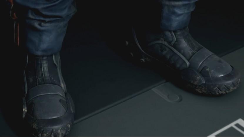 Что мне делать, если ботинки изнашиваются в Death Stranding?