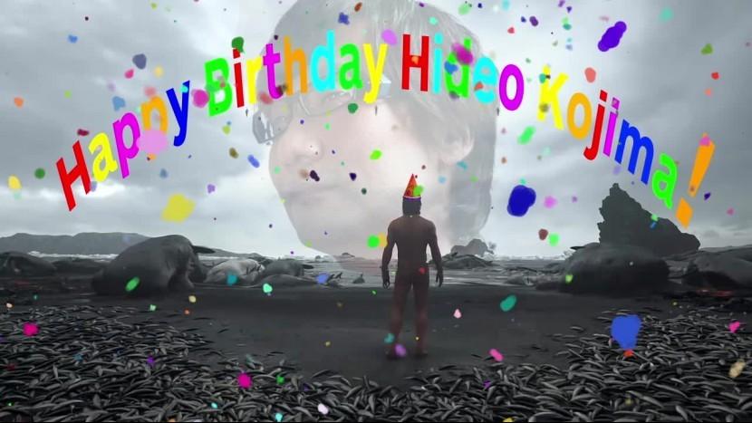 Что произойдет в ваш день рождения в Death Stranding?